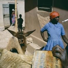 Bombardopolis Haiti 1986 © Alex Webb