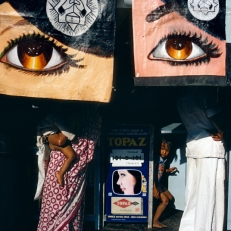 Bombay India 1981 © Alex Webb