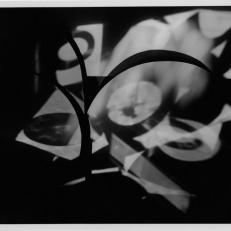 Jaromír Funke, Abstraktní fotografie II, 1927-29 © Miloslava Rupešová