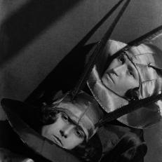 Jaromír Funke, Po karnevalu,1926 © Miloslava Rupešová