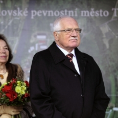 Klaus ČTK autor Libor Zavoral