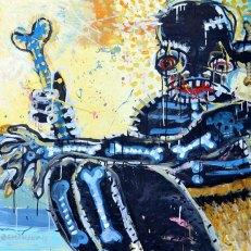 Zemansky-Martin-painting-Tribeman-no.-03